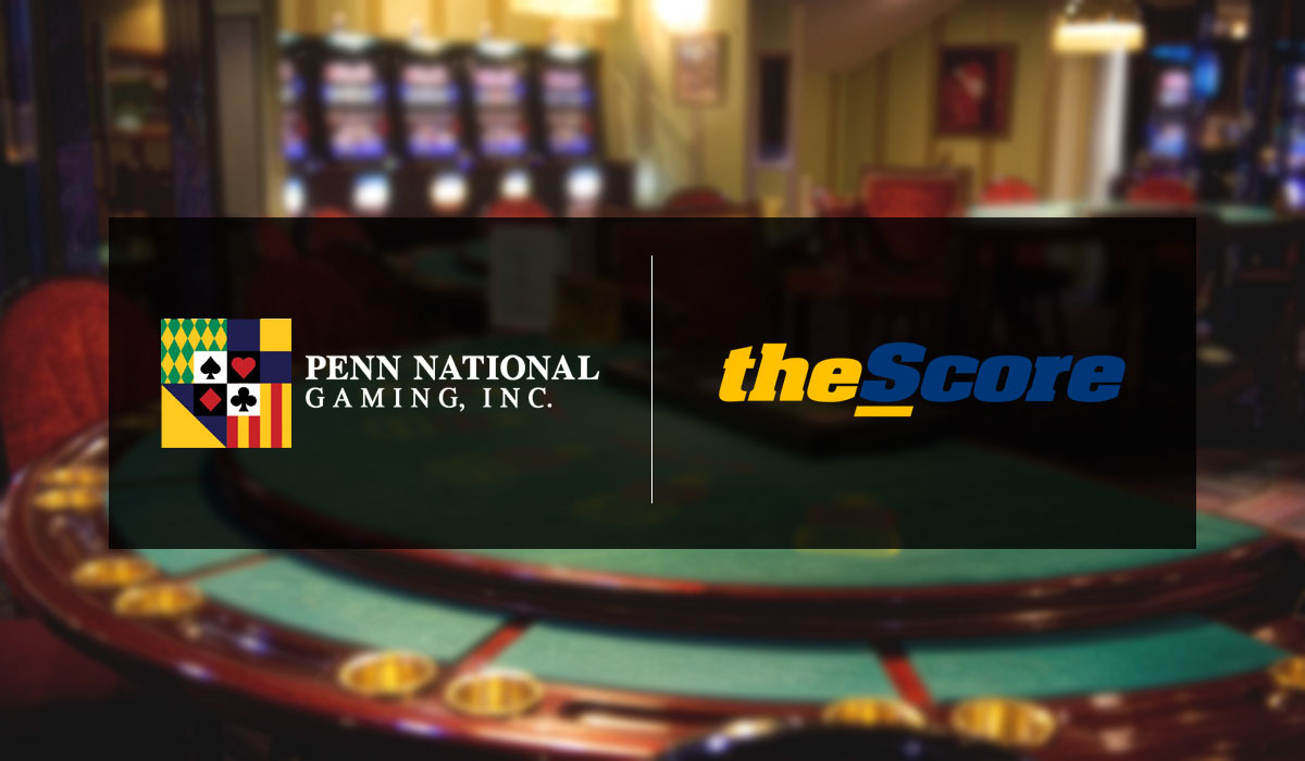 Penn National Gaming Aquires The Score